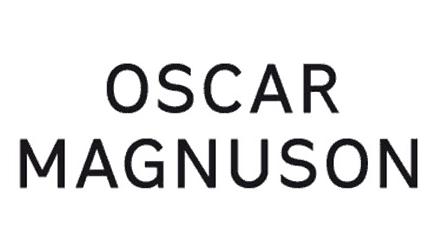 Logo Oscar Magnuson, revendeur Blinka, opticien à annecy