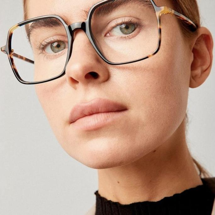De belles lunettes de vue pour Femme