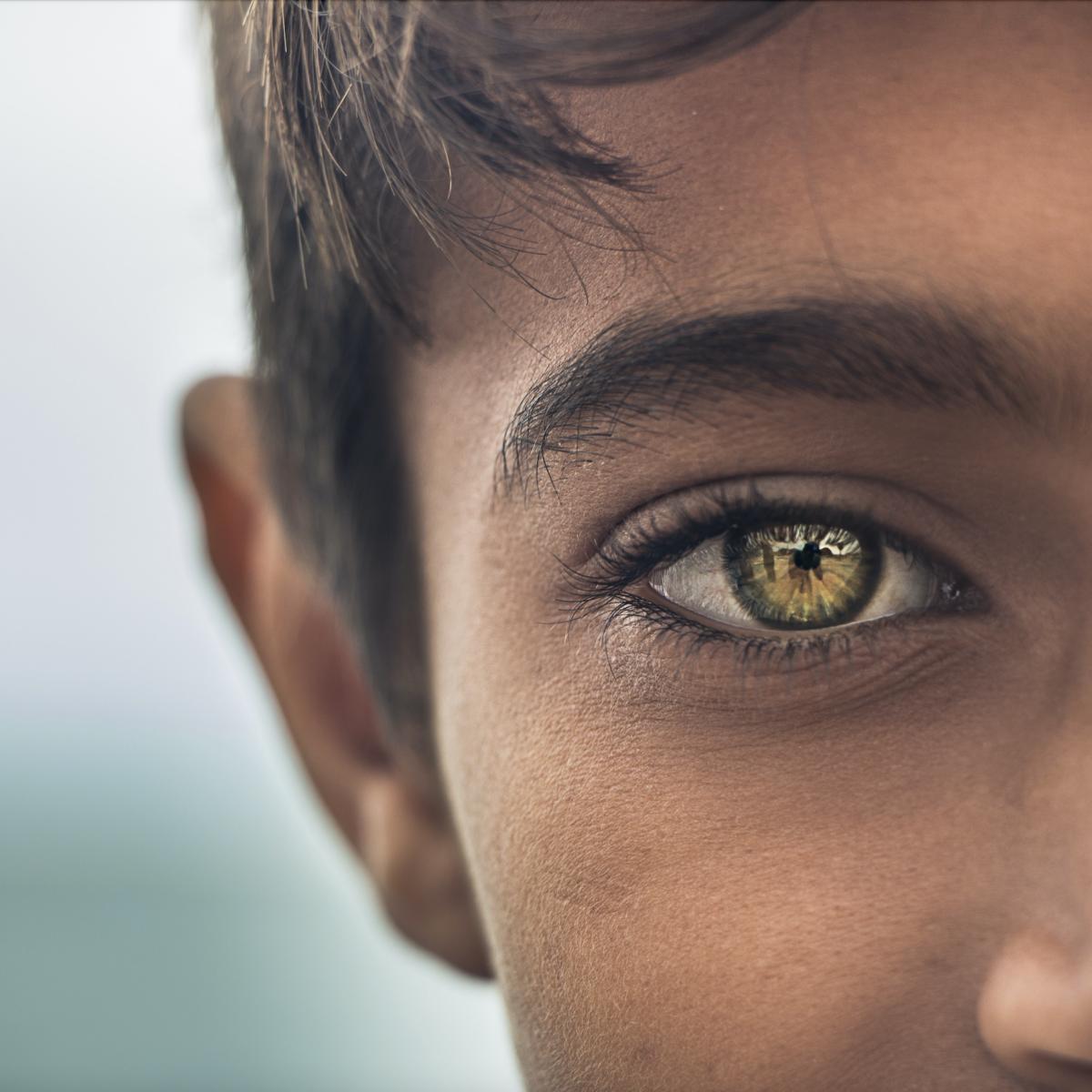 santé visuelle enfant